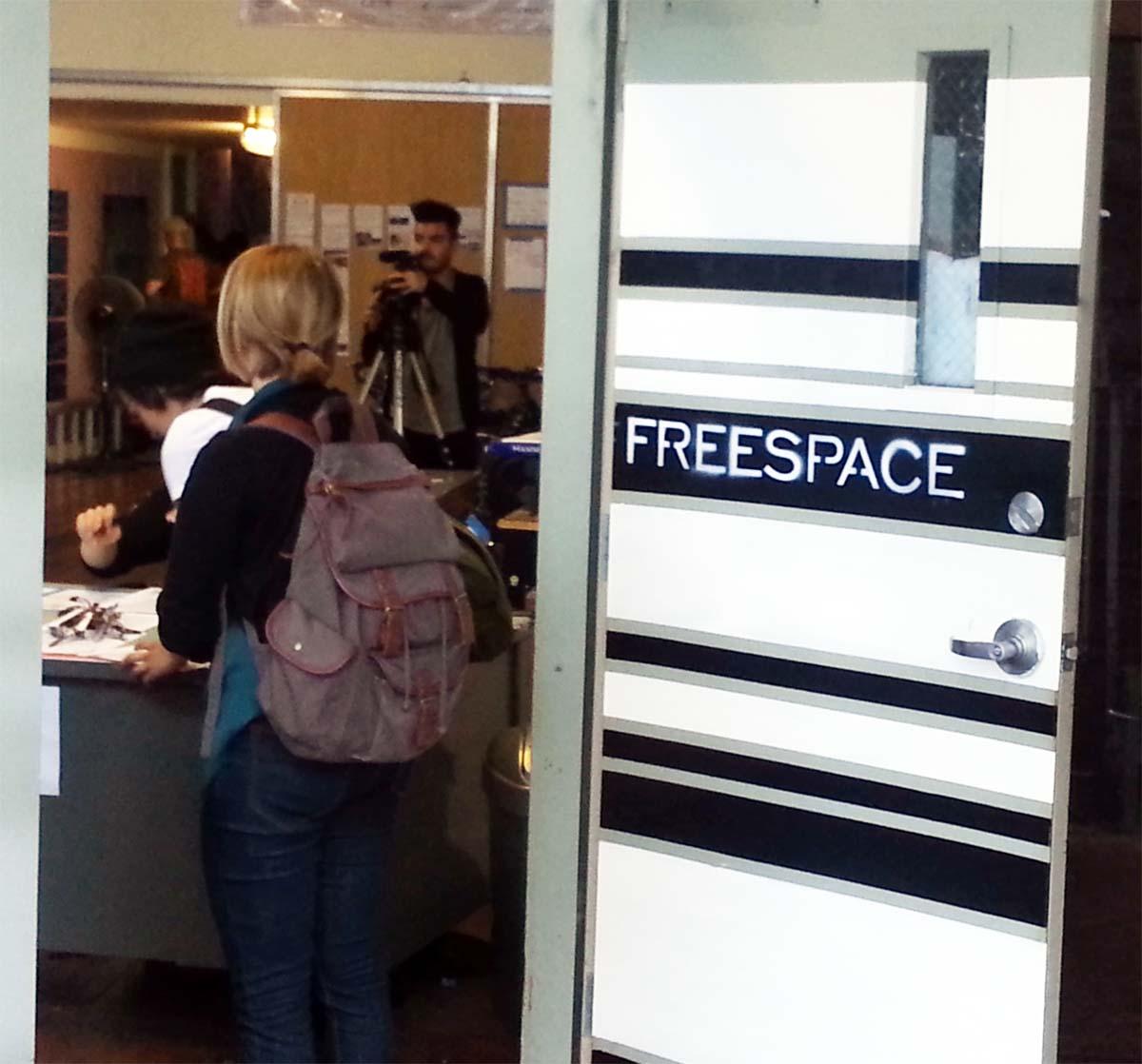 Freespace Welcome