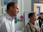 James Hanusa, UIX Global and Shannon Spahnake, SF Office of Civic Innovation, @Freespace