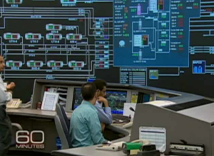 Saudi Arabia Pipeline Command Center