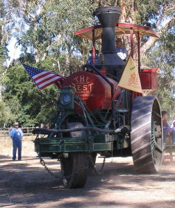 Best Steam Tractor, circa 1905