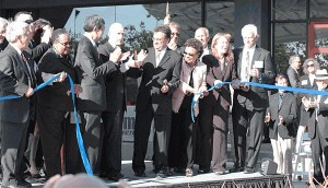 Zero Net Energy Building Opens with Governor Jerry Brown