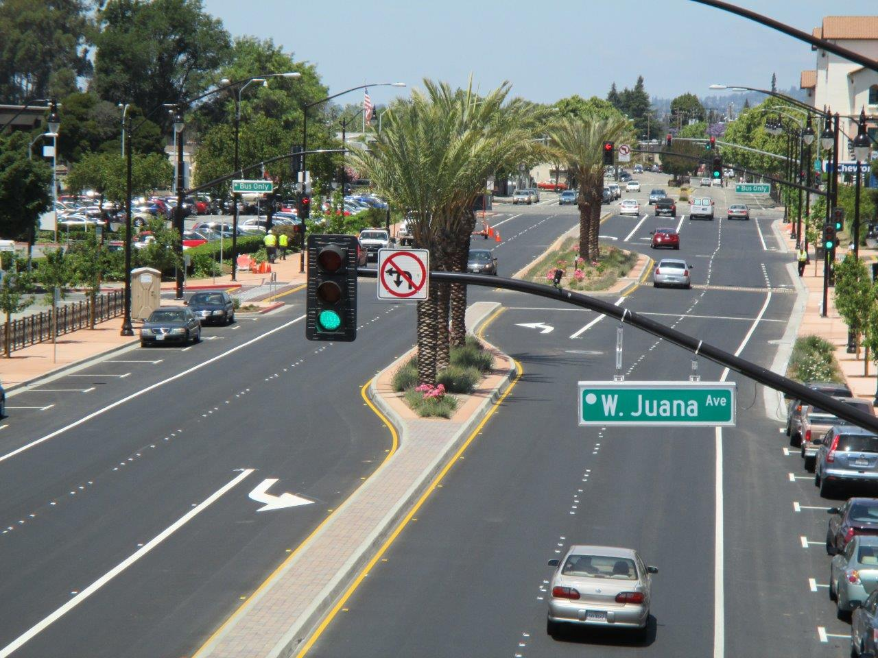San Leandro Boulevard Pedestrian & Streetscape Project ...