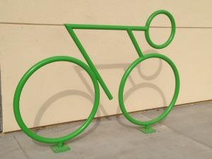 Artistic Bike Racks