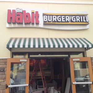 The Habit Burger - Under Construction