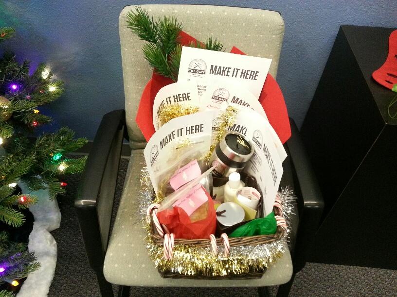 Gift Basket Holiday 2014