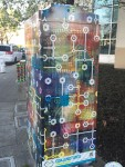 """Conjunctures"" by Rodrigo Cazavos at Davis St. & Alvarado St."