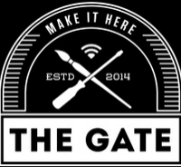 The Gate Logo