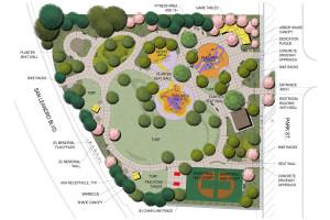 Siempre Verde Park-Illustrative plan-20150915