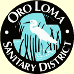 oro loma sanitary district - seal - solid BG, 300x299x8