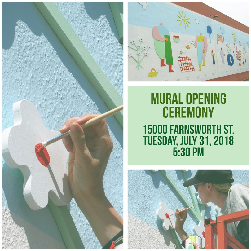 Celebrate Public Art in San Leandro – New Mural, Music, and More